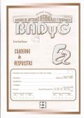 Cuaderno de Respuestas de BADYG E2, Bateria de Aptitudes Diferenciales y Generales.
