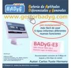 Gestor Online de BADYG E3, Batería de Aptitudes Diferenciales y Generales (60 usos)