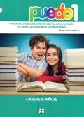 Puedo 1. Programa de orientación educativa para alumnos de altas capacidades o superdotados. Desde 6 años.
