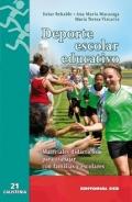 Deporte escolar educativo. Materiales didácticos para trabajar con familias y escolares.