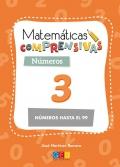 Matemáticas comprensivas. Números 3 números hasta el 99