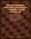 Intervención psicopedagógica y currículum escolar.