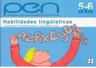 Habilidades lingüísticas. Nivel 5-6 años. Programa de estimulación para niños de 4 a 6 años.