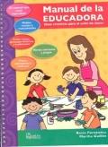 Manual de la educadora. Ideas creativas para el salón de clases.