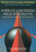 Un modelo de calidad pedagógica para los cetros eductaivos