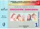 Educación emocional 1. Percepción, expresión, comprensión y regulación inteligente de las emociones y sentimientos.