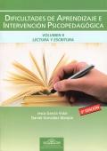Dificultades de aprendizaje e intervención psicopedagógica. Lectura y escritura. Vol. II