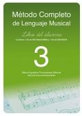 Método completo de lenguaje musical. Libro del alumno 3. (Con 2 CD)