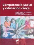 Competencia social y educación cívica.