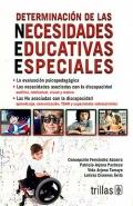 Determinación de las necesidades educativas especiales.