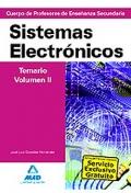 Sistemas Electrónicos. Temario. Volumen II. Cuerpo de Profesores de Enseñanza Secundaria.