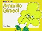Amarillo Girasol. Manchitas