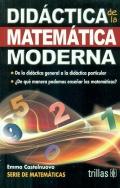 Didáctica de la Matemática Moderna