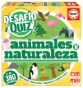 Desafío Quiz. Animales y naturaleza