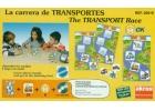 Juego de sonidos: La carrera de transportes (Maletín)