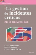 La gestión de incidentes críticos en la universidad.