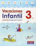 Vacaciones infantil. 30 actividades para preparar educación infantil 3 años.