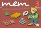 MEM 3. Programa para la estimulación de la memoria, la atención, el lenguaje y el razonamiento. (8/9 años)