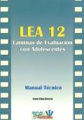 Manual de LEA 12, Láminas de Evaluación con Adolescentes.