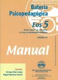 Manual de la batería psicopedagógica EOS-5.