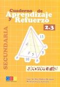 Cuaderno de aprendizaje y refuerzo 2.3. Geometría. Secundaria.