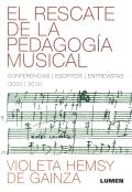 El rescate de la pedagogía musical