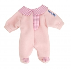 Pijama rosa (32 cm.)