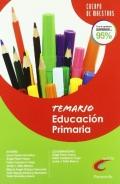 Temario. Educación primaria. Cuerpo de maestros.