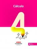 Cálculo 4. Cuadernos primaria.