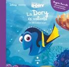 La Dory és valenta. Un llibre sobre la por. Disney emocions