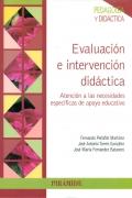 Evaluación e intervención didáctica. Atención a las necesidades específicas de apoyo educativo