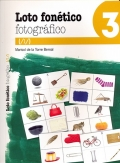 Loto fonético fotográfico 3 (/l/ inicial, intermedia y final)