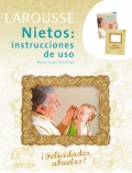 Nietos: instrucciones de uso. Con Álbum de mis nietos