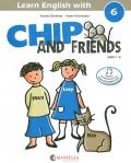 Chip and friends 6. De 7 a 8 años.