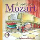 El pequeño Mozart (Libro con CD)
