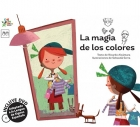 La magia de los colores. Incluye DVD. Adaptado a la Lengua de Signos Española.
