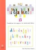 ¡Ya leo!  13 Cuadernos de apoyo a la lecto-escritura Silabas trabadas: fr-cr-gr