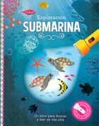 Exploración submarina. Un libro para buscar y leer en voz alta