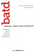 BATD. Manual para participantes. Tratamiento breve de activación conductual para depresión