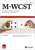 M-WCST, Test de clasificación de tarjetas de Wisconsin - Modificado