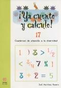 ¡Ya cuento y calculo! 17. Cuadernos de atención a la diversidad. Fracciones II.
