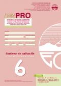 CESPRO. Cuaderno de aplicación 6. (1 cuadernillo y corrección)